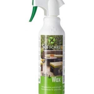 Softcare Wash & Wax Vahapesuaine Polyrottingille