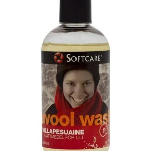 Softcare Wool Wash Erikoispesuaine Villalle 250 ml