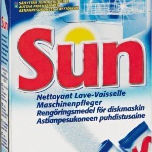 Sun 3 X 40 G Astianpesukoneen Puhdistusaine