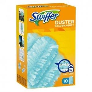 Swiffer Duster Pölyhuiskan Täyttöpakkaus 10 Kpl
