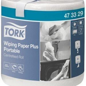 Tork Paperipyyhe Plus Kannettava