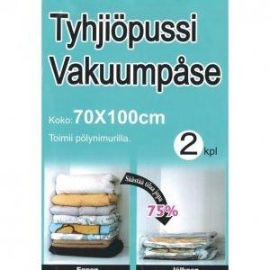 Tyhjiöpussi 70 X 100 Cm 2 Kpl