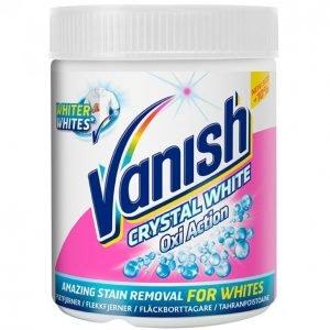 Vanish Chrystal White Tahranpoistojauhe 550 G