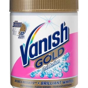Vanish Gold For Whites Tahranpoistoaine 470 g