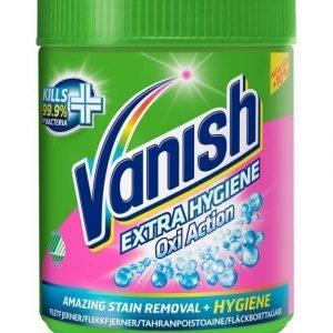 Vanish Oxi Action Extra Hygiene Tahranpoistoaine 520 g