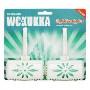Wc Kukka Eucalyptus Wc-Raikastin 2 X 50 G