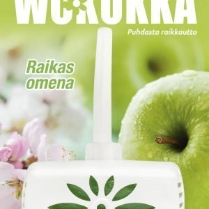 Wc-Kukka Raikas Omena 50 G Raikastin