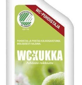 Wc Kukka Raikas Omena 750 Ml Wc-Puhdistusaine