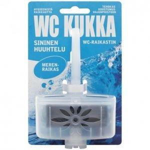Wc Kukka Sininen Huuhtelu Wc-Raikastin 40 G
