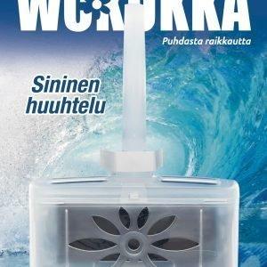 Wc-Kukka Sininen Huuhteluraikastin