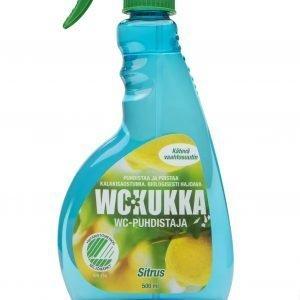 Wc Kukka Sitrus 500 Ml Wc-Puhdistusaine
