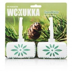 Wc Kukka -raikastin 2-Pack