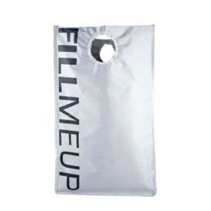 Zone Confetti-pyykkipussi valkoinen