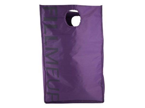 Zone Confetti-pyykkipussi violetti